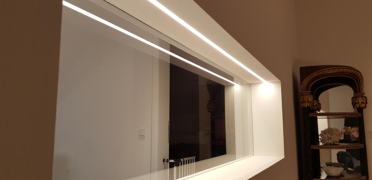 LED Profilelement GmbH | Led, Beleuchtung, Led panel